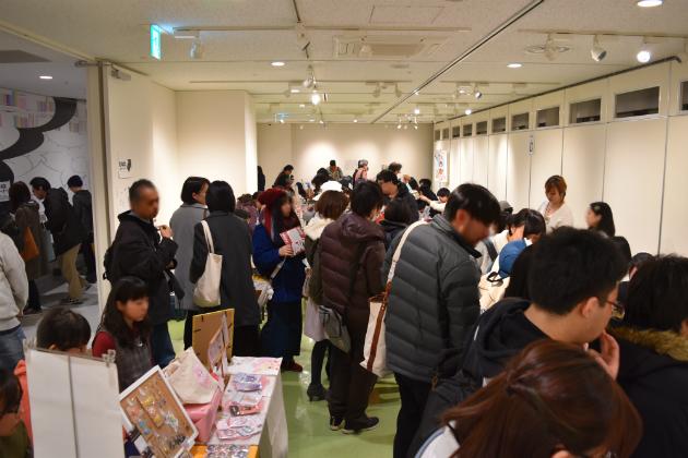2017年2月18日(土)に福岡県北九州のあるあるCity内北九州市漫画ミュージアムで開催された「九州プレ・コミティア」に行ってきました。