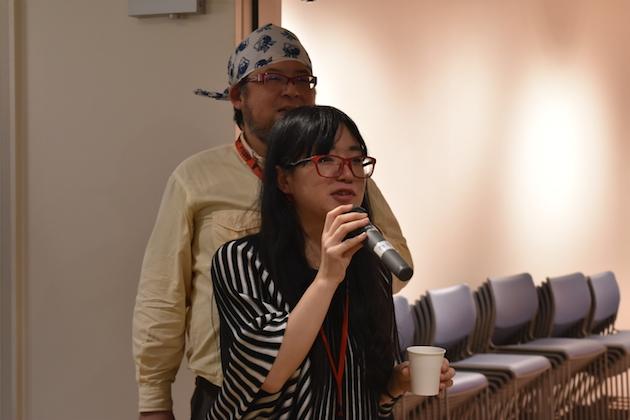 2017年2月18日(土)に開催された「九州プレ・コミティア」の交流会とフリートークセッション