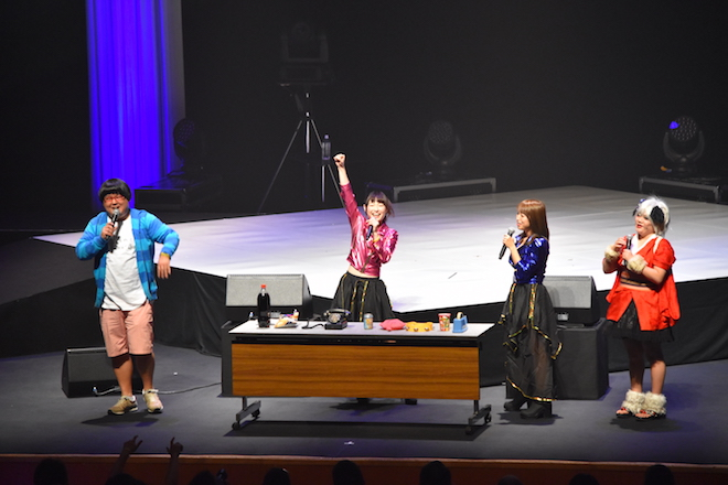 2017年4月23日(日)に佐賀市文化会館大ホールで『PinkySky4周年記念コンサート』が開催されました。