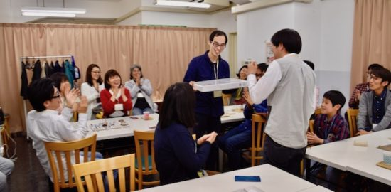 2017年4月19日(水)に福岡県の書斎りーぶるで「第37回 ボードゲームで楽しもう!津村修二のハートフルタイム」が開催されました。