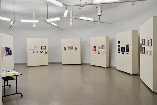 九州産業大学 芸術学部アートギャラリーではグループ展『地球産』が開催されています。
