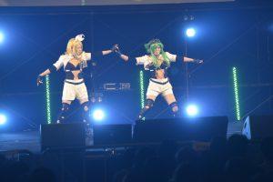 「optitum(オプティタム)」はCN:睦月(むつき)、湊斗アキラ(みなとあきら)の2人からなるユニット。九州予選ではボーカロイド曲「インビジブル」を華麗でキレがあるダンスを披露し九州代表に!