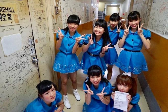 niimo-2015年6月に新メンバー「しゅな」さんの加入時様子
