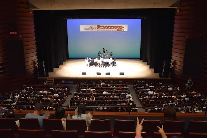 北九州アニソンコンテスト2017-記念写真