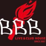 山口県宇部市にあるライブハウス「BBB」