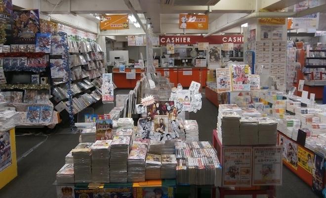 コミックとらのあな 福岡店