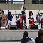2017年9月2日(土)から2017年9月3日(日)までの期間中、VPRO海賊団が福岡市役所前ふれあい広場で開催される「唐津まるごとマーケット in 天神」に登場してライブを披露します。