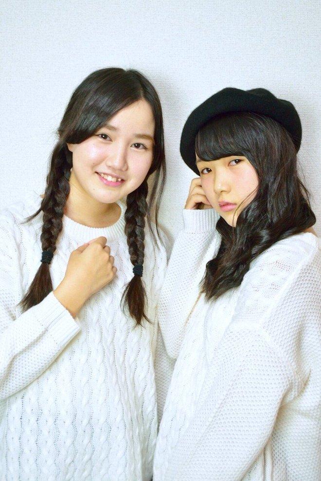 F-cute♡(エフキュート)は福岡モデル&タレント事務所MST(エムエスティ)所属モデル「カレン」と「ルカ」のツインズ アイドルユニットです。