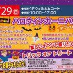 2017年10月29日(日)に佐賀県のフレスポ鳥栖で「ハロウィンカーニバル in フレスポ」が開催されます。コスプレ・エアー・パフォーマンス集団のVPRO海賊団など登場!