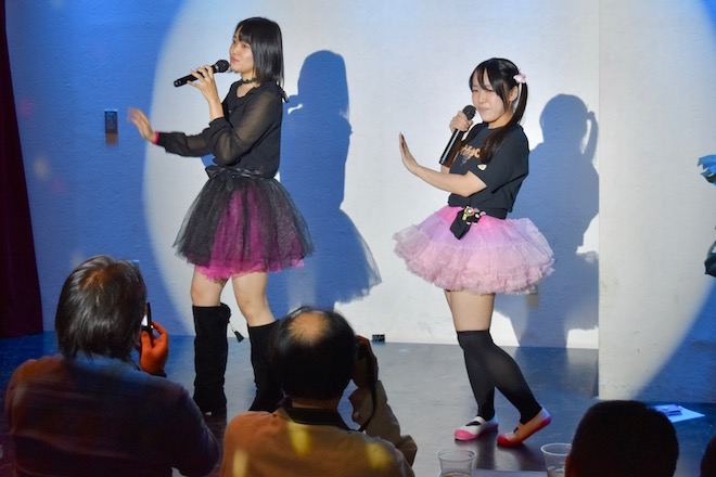 2017年11月16日(木)に福岡県の中洲ゲイツビル7Fにあるル・ジャルダンで「歌姫★ステージ」が開催されます。mooncatめる、kananoかなの
