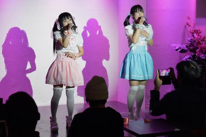 2017年11月16日(木)に福岡県の中洲ゲイツビル7Fにあるル・ジャルダンで「歌姫★ステージ」が開催されます。福岡萌業ユニット『ばにら☆そると』