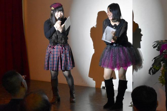 2017年11月16日(木)に福岡県の中洲ゲイツビル7Fにあるル・ジャルダンで「歌姫★ステージ」が開催されます。溝野かなた、kananoかなの