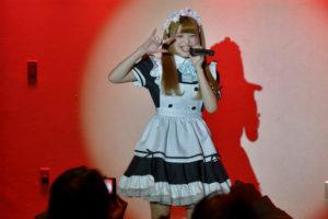 2017年11月16日(木)に福岡県の中洲ゲイツビル7Fにあるル・ジャルダンで「歌姫★ステージ」が開催されます。mayroomふあ