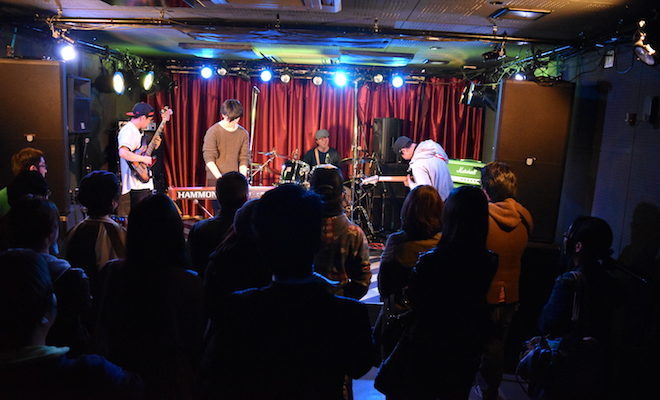 """2017年3月25日(土)に福岡県の清川UTEROでbonustrack""""01""""(ボーナストラック)が開催されました。イベントの様子をレポートします。カルダモン"""