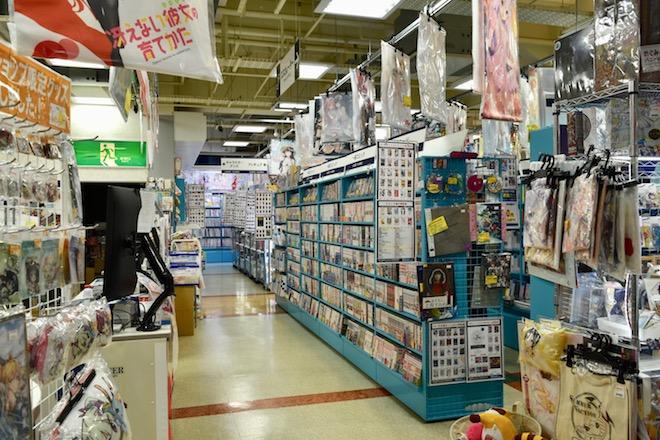 2017年11月28日らしんばん福岡天神店
