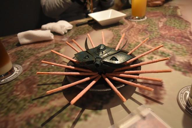 ビグ・ザムのメガ粒子砲