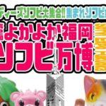 2018年4月15日(日)に福岡県のエンジョイスペース大名で第2回よかよか福岡ソフビ万博が開催されます。