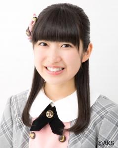 AKB48 Team 8 福岡県代表の吉田華恋(よしだかれん)さんが「福岡県♡献血推進ガール」