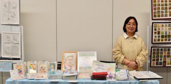 2018年3月24日(土)から25日(日)にかけて、福岡県北九州市で「ゲームインパクトサミット in 北九州」が開催されました。そのなかで、福田素子原画展の様子をお届けします。