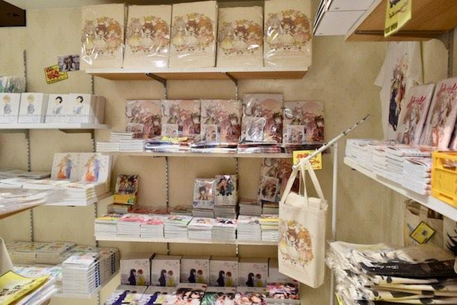 2018年4月14日(土)に福岡県の天神コア3階で開催されている「百合展2018」を見てきました。フォトレポートでお届けします。