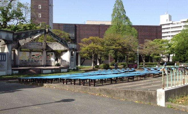 須崎公園ステージ