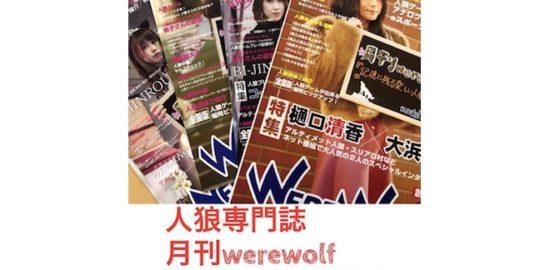 2018年6月19日(火)まで、人狼ゲーム専門誌「月刊werewolf」編集部が、人狼ゲームの普及のためにクラウドファンディングWEBサイト・CAMPFIREで募金をしています。