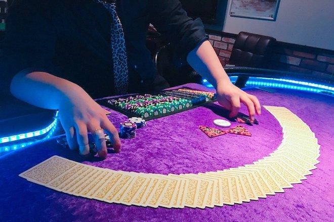 ゲーム&ポーカーバー SAVEPOINT