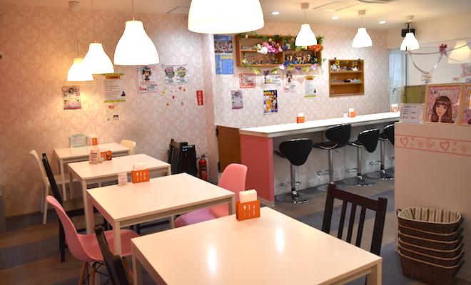 福岡のメイドカフェ・めるドナ