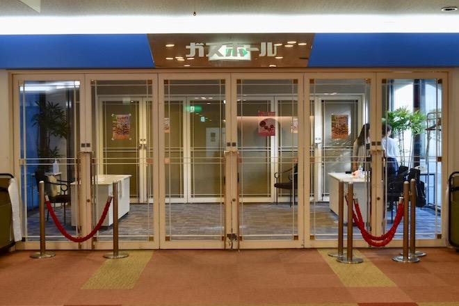 2018年10月7日(日)に福岡県のパピヨン24ガスホールで「れとろげ!Ⅳ ~時代を超えた物語~」が開催されました。会場となった、パピヨン24のガスホール。