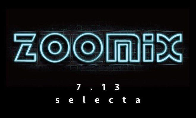 2019年7月13日(土)に福岡市のselectaでアニクラ「ZOOMIX」が開催されます。