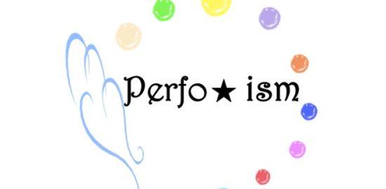 福岡を拠点に活動するアイドルユニット「Perfo★ism(ぱふぉにずむ)」Perfo=パフォーマンス、ism=主義。プラスしてPerfo★ismです。Perfoism、パフォニズム