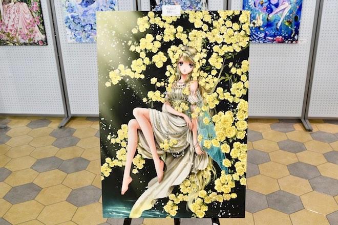 2019年9月1日(日)まで福岡県福岡市のノース天神で「幻想堂原画展」が開催されます。