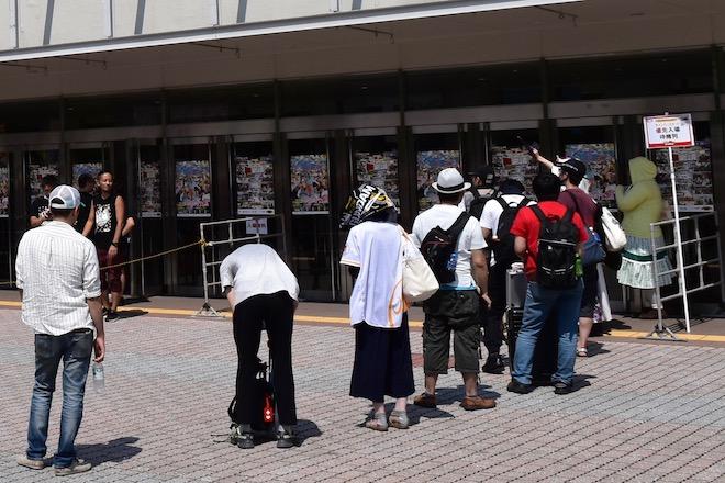 2019年8月17日(土)に福岡国際センターで「ニコニコ町会議全国ツアー2019 in 福岡市 福岡サブカルまつり」が開催されました。10:50の町メンバーズカード優先入場です。