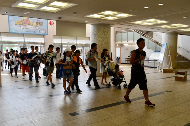 2019年8月17日(土)に福岡国際センターで「ニコニコ町会議全国ツアー2019 in 福岡市 福岡サブカルまつり」が開催されました。11:00の一般入場です。