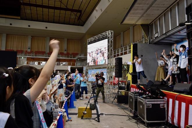2019年8月17日(土)に福岡国際センターで「ニコニコ町会議全国ツアー2019 in 福岡市 福岡サブカルまつり」が開催されました。12:00オープニングの様子です。