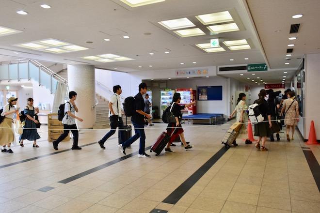 2019年8月17日(土)に福岡国際センターで「ニコニコ町会議全国ツアー2019 in 福岡市 福岡サブカルまつり」が開催されました。10:30の町物販の先行入場です。