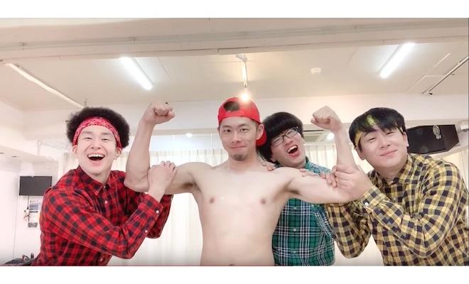 2019年8月18日(日)にリアルアキバボーイズのYouTubeチャンネルで、メンバーのドラゴンさん主体による、TVアニメ「ダンベル何キロ持てる?」全力で踊ってみた動画が公開されました。