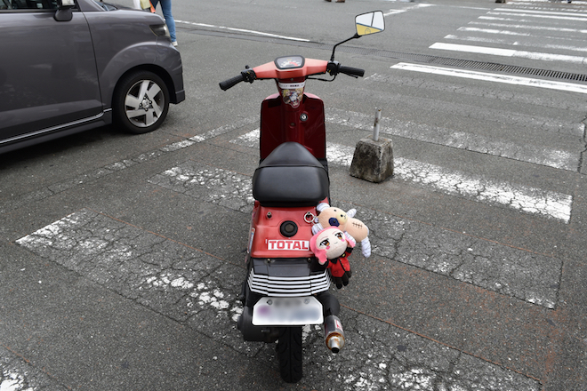2019年9月1日(日)に熊本市のnamcoワンダーシティ南熊本店でガルパンの声優トークショーが開催。痛車「聖グロリアーナ女学院 クルセイダー隊 ローズヒップ」