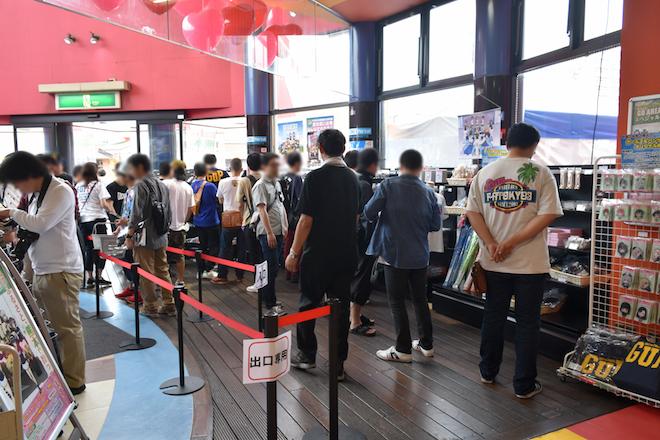 2019年9月1日(日)に熊本市のnamcoワンダーシティ南熊本店でガルパンの声優トークショーが開催。