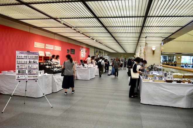 2019年9月7日(土)から11月4日(月)まで福岡市早良区の福岡市博物館で特別展「侍」~もののふの美の系譜~ The Exhibition of SAMURAI (侍展)が開催されます。福岡市博物館2階 物販コーナー
