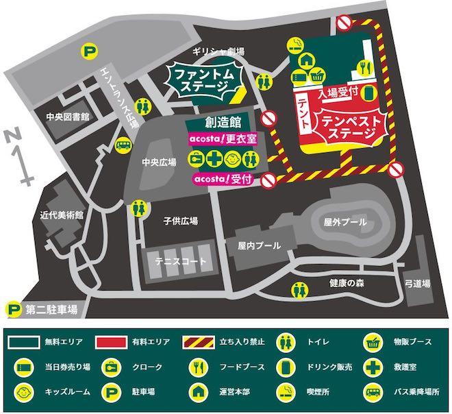 2019年9月14日(土)に長野県佐久市の駒場公園でアニソン野外フェス『アニエラフェスタ2019』が開催されます。