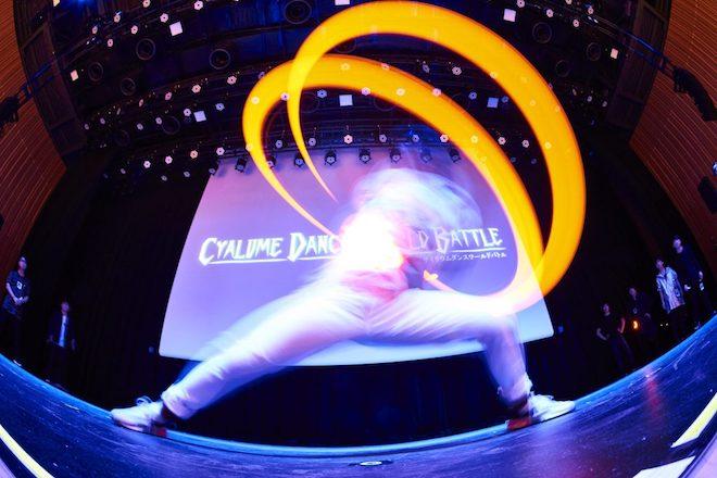 サイリウムダンス