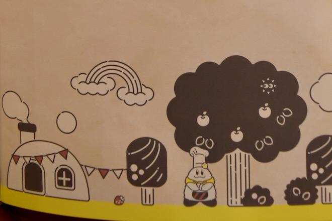 福岡市博多区のキャナルシティ博多にある「カービィカフェ博多」。第2章は2019年11月14日(木)から2020年2月24日(月)まで開催。第2章はコーヒーがテーマです。