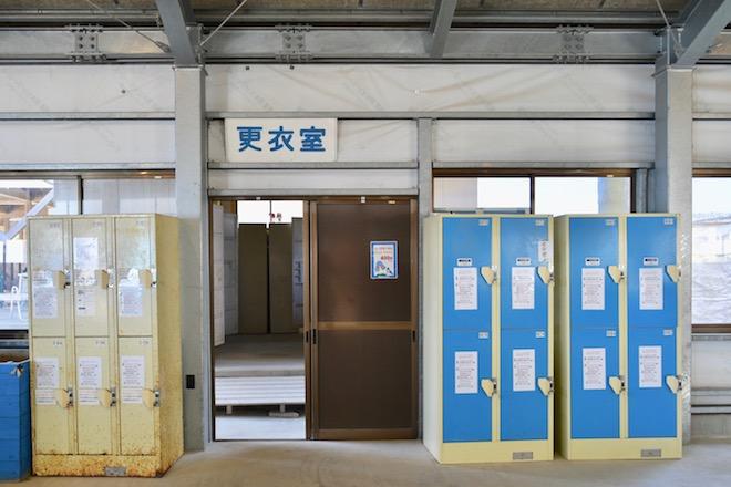2019年11月16日(土)に福岡市西区の能古島キャンプ村・海水浴場でサブカルチャー複合イベント「のこのしまオタフェスト」が開催されました。ロッカールーム