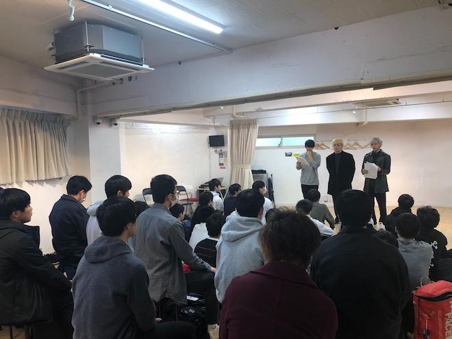 2019年12月22日に神田明神にて開催されたサイリウムダンスの世界大会にて、一般社団法人 国際サイリウムダンス協会の設立がアナウンスされ、2020年2月1日に最初のスターティングイベントが、東京で開催されました。多くのプレイヤーがディスカッションに参加し、2020年の取り組みとして、国際サイリウムダンス協会公式試合での成績に応じてサイリウムポイント(CP)ポイントを獲得、年間を通しての獲得総ポイント数に応じ、世界大会への出場や年間ランキング等が発表されます。