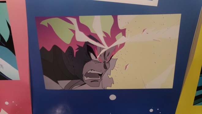 2020年2月7日(金)から2月15日(土)まで、福岡市の博多マルイ5Fイベントスペースで「プロメア × THEキャラショップ」が開催されます。TRIGGER 監修の描き下ろしイラストを使用したグッズなどが販売されます。