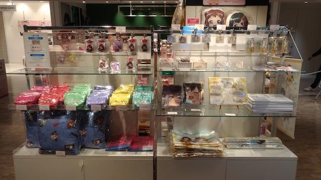 2020年3月6日(金)から3月23日(月)まで、福岡市の博多マルイ5Fイベントスペースで「バンドリ!ガールズバンドパーティ!エポスカードデビュー記念イベント」が開催されます。