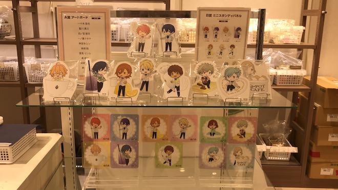 2020年9月10日(木)から9月21日(月)まで、福岡市の博多マルイ5Fイベントスペースで「ブロッコリーガールズショップ2020 in 博多マルイ 」が開催されます。『うたの☆プリンスさまっ♪』『ジャックジャンヌ』などの展示コーナーをはじめ、『うたの☆プリンスさまっ♪』グッズ販売やオリジナル景品が当たるお買上げ抽選会が実施されます。