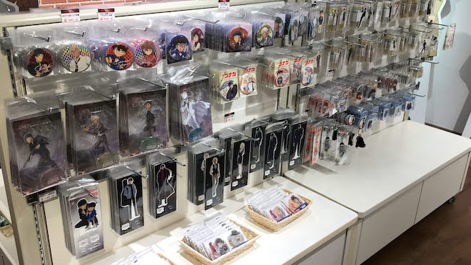 名探偵コナンの物販イベント「名探偵コナンプラザ」が、福岡パルコ本館5F特設会場で、2020年9月11日(金)~9月28日(月)の期間限定で開催