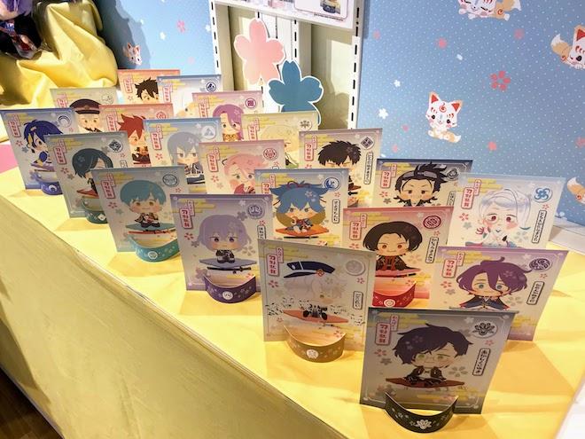 2020年9月3日(木)から9月13日(日)まで、福岡市の博多マルイ5Fイベントスペースで「わんぱく!刀剣乱舞」POP UP SHOPが開催されます。